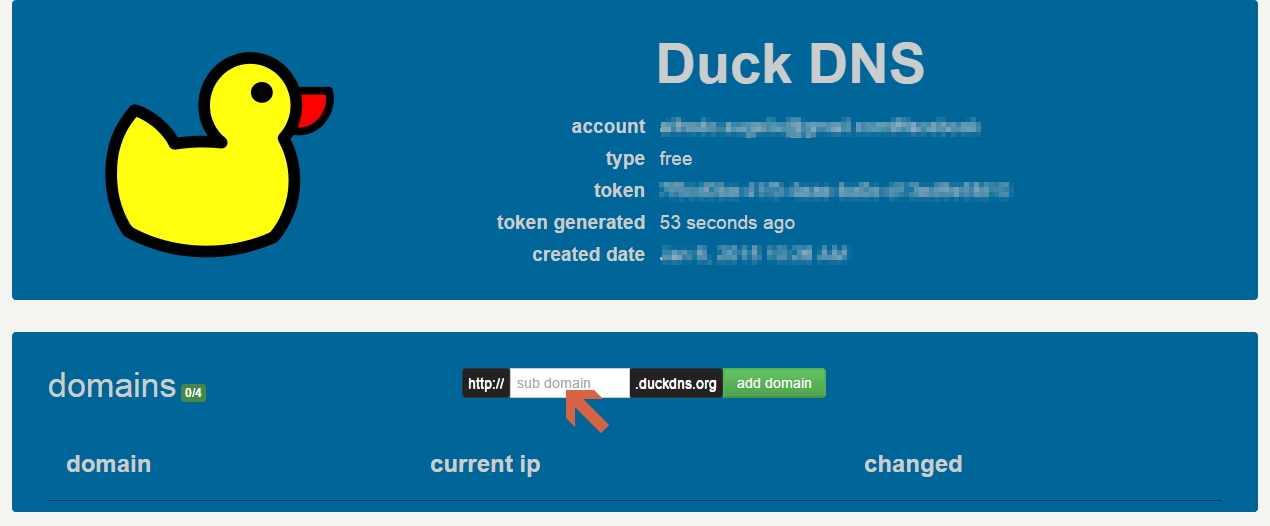 DuckDns: Un sencillo gestor de Dns dinámicas - Alfredo Sanz Pérez