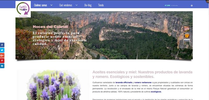 Lavandabio.com Venta online de miel y esencias naturales